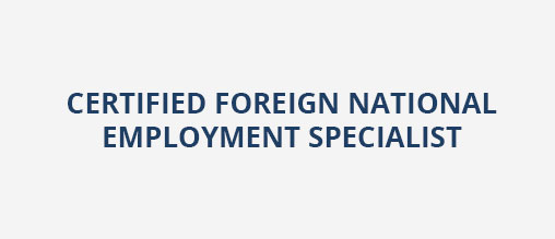 Foreign National Employment