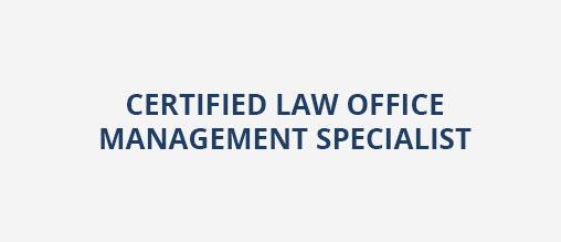 Law Office Management Course