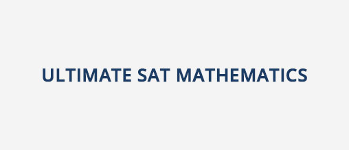 Ultimate SAT Math