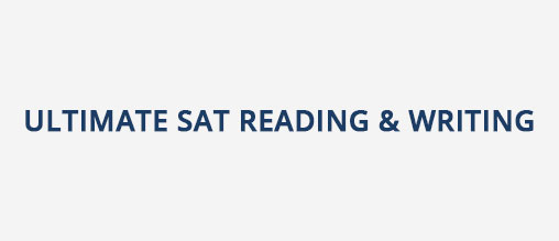 SAT Reading Writing